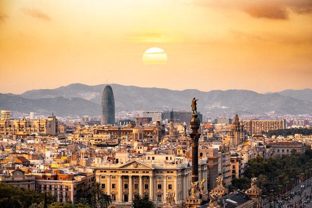 Inversión extranjera en Barcelona.