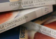 Libro de precios de la construcción traducido cuatro idiomas.