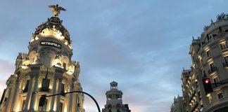 Madrid tercera ciudad Europa demandas oficinas