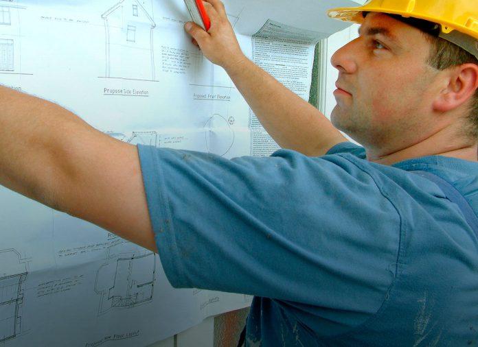 Trabajadores del sector de la construcción