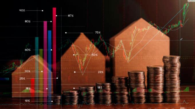 Desplome del 31% de las hipotecas