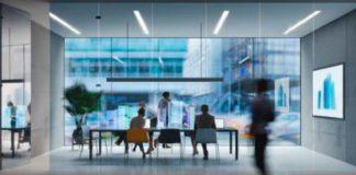 Barcelona caídas del 60% del mercado de oficina