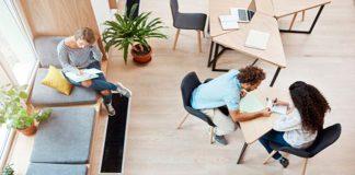 Coworking' inmobiliario vuelve a ser una oportunidad