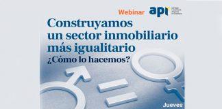 Los API catalanes promueven la igualdad de oportunidades en el sector inmobiliario