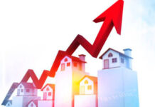 Aumento histórico del % de venta de unifamiliares respecto a los pisos según registradores