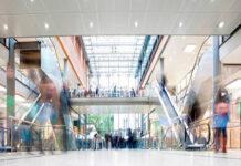 Centros comerciales con expansión