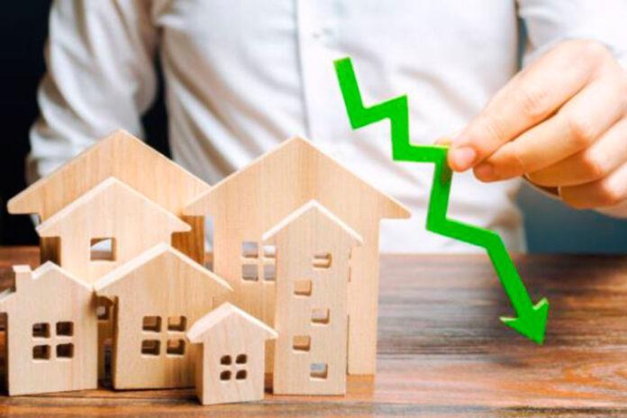 El sector inmobiliario estima caída precios viviendas en los próximos meses